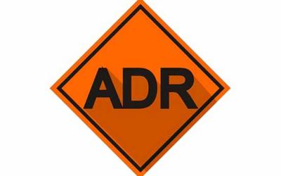 Transport marchandises et matières dangereuses #Certificat ADR